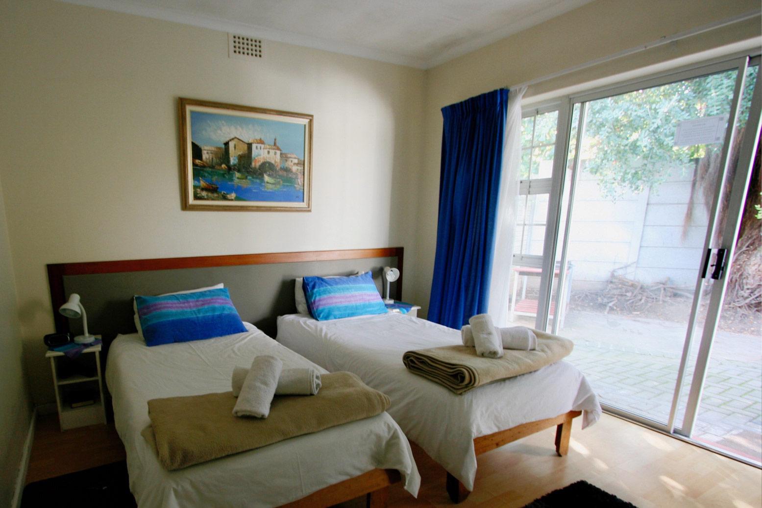 Comfortable Room with Outside Braai Area